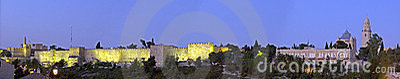 Jerusalem-Wand