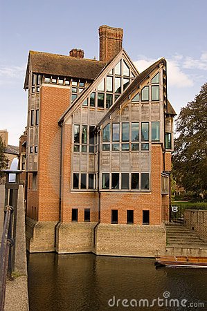 Jerwood Library, Cambridge