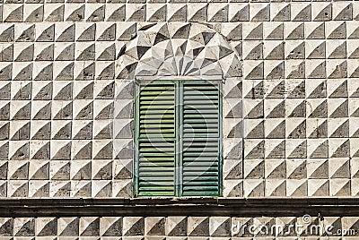 Jesi (Marches, Italy) - Window