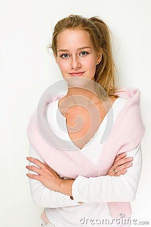 Jesień kobieca moda.