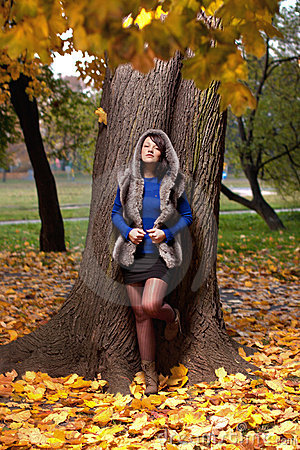 Jesień moda