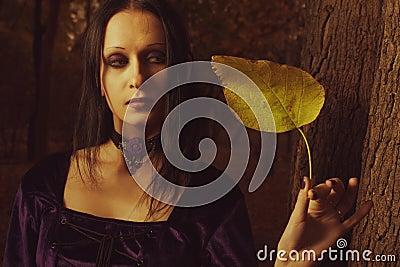 Jesień melancholia