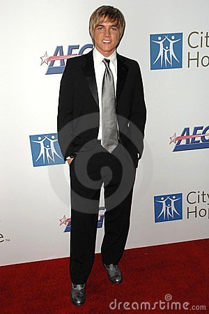 Jesse McCartney Editorial Stock Image
