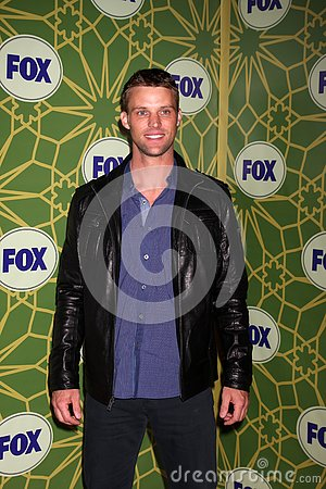 Jesse Spencer Editorial Stock Photo