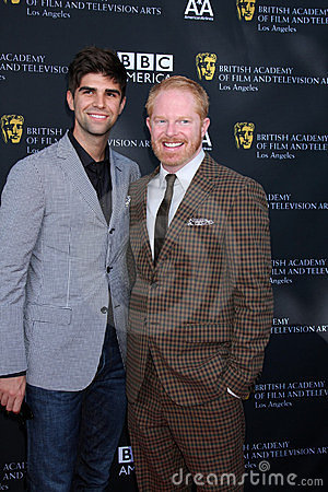 Jesse Tyler Ferguson Editorial Photo