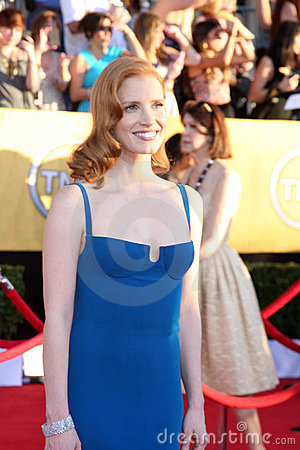 Jessica Chastain Editorial Stock Image