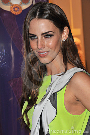 Jessica Lowndes Editorial Photography