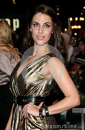 Jessica Lowndes Editorial Stock Image