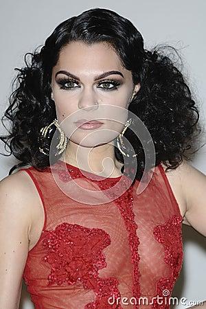 Jessie J Editorial Photography
