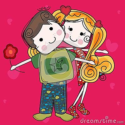 Jest mój valentine
