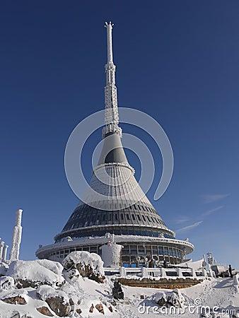 Jested Tower Unique Architecture  Landmark Century