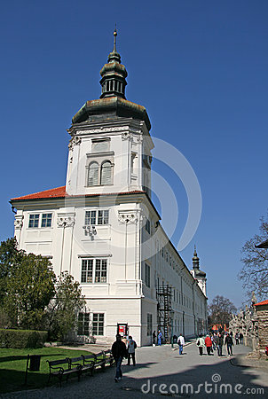 Free Jesuit College In Kutna Hora, Czech Republic Royalty Free Stock Image - 65044356