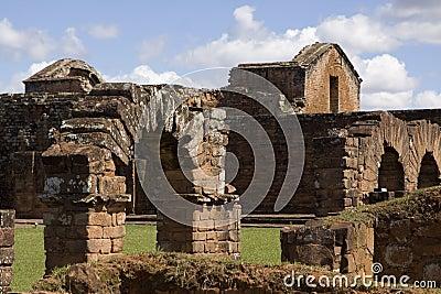Jesuit Ruins in Trinidad