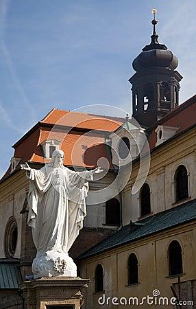 Jesus of Basilica Velehrad