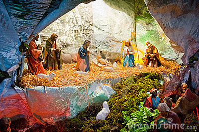 Jesus birth in Bethlehem