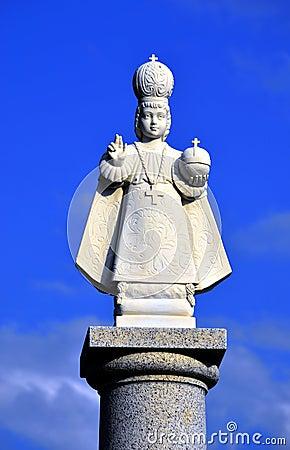 Free Jesus Child Arenzano (genoa, Italy) Stock Images - 21394904