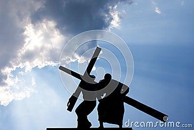 Jesus Christ and Cross