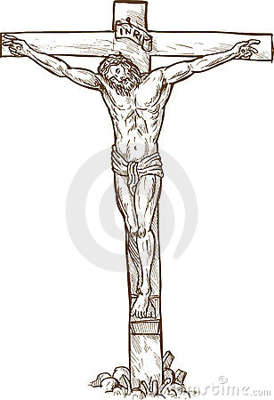 Pictures of jesus christ hanging on the cross