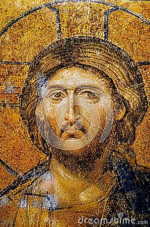 Free Jesus Christ Portrait Royalty Free Stock Photos - 10823608