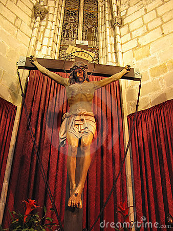 Free Jesus Christ Sculpture Stock Photos - 10802853
