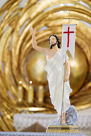 Free Jesus Christ Sculpture In Cath Royalty Free Stock Photo - 2210635