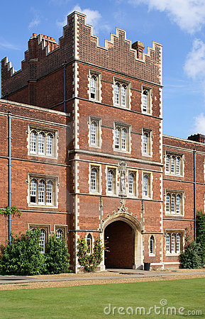 Jesus College, Cambridge University