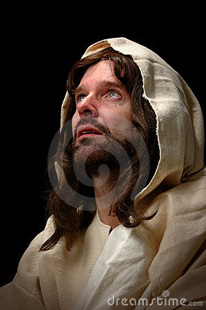Free Jesus Cried Stock Images - 1876004