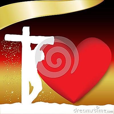 Jesus Crucified Good Friday