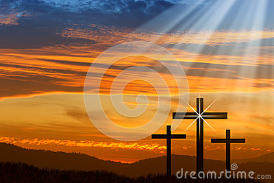 Jesus Easter Cross