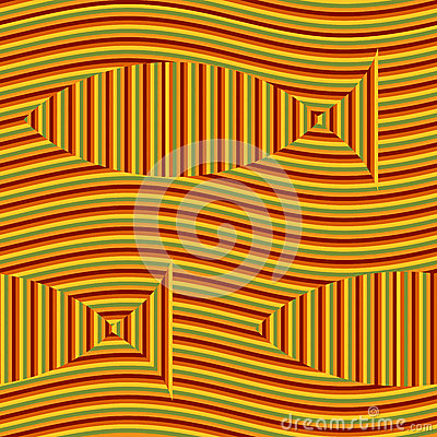 Jesus Fish Africa Tribal Colours Seamless Pattern