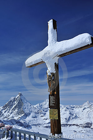 Jesus and Matterhorn