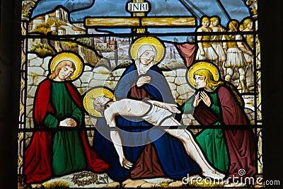 Jesus merciful sacrifice