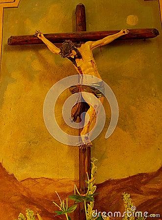 Free Jesus On The Cross Stock Photography - 1467202