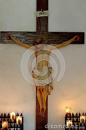 Free Jesus On The Cross 2 Stock Image - 1467881