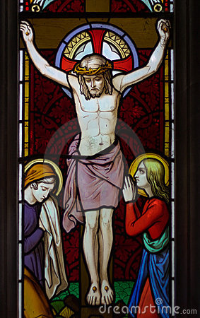 Free Jesus On The Cross Stock Photos - 3245153