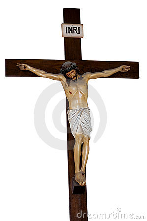 Free Jesus On The Cross Royalty Free Stock Photo - 3922885