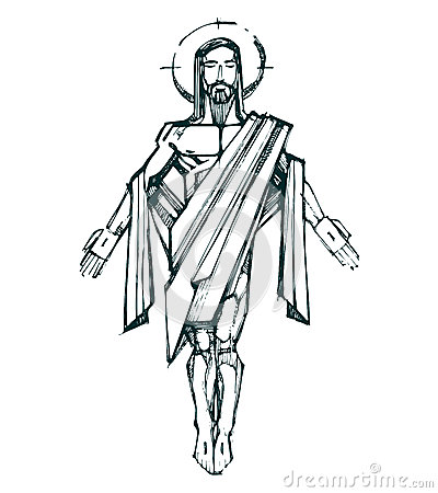 Image Gallery of Resurrection Of Jesus Christ Clipart