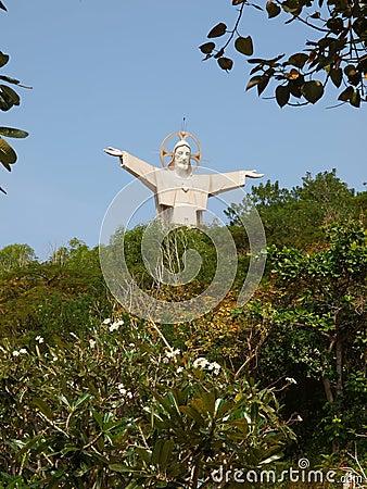 Jesus Statue - Vietnam, Vung Tau