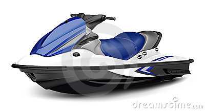 Jet boat(scooter)
