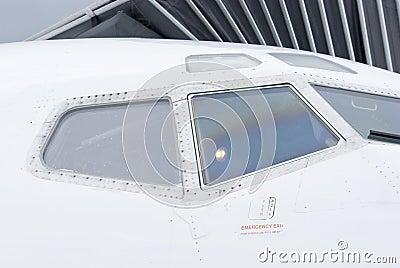 Jet cockpit