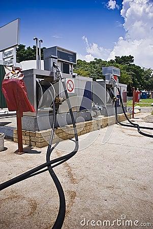 Jet Fuel - Aviation Filling Station