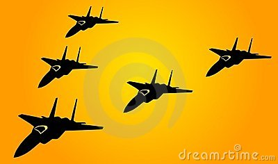 Jet Planes in Conflict