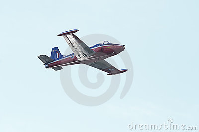 Jet Provost Editorial Image