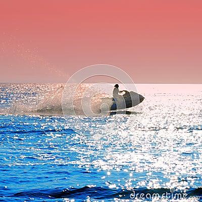 Free Jet Ski Royalty Free Stock Image - 3075346