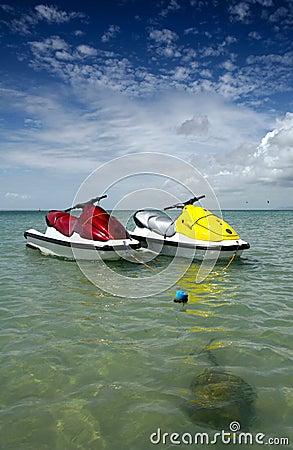 Free Jet Ski Stock Image - 4422141