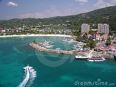 Jet Ski Fun in Ocho Rios, Jamaica 2