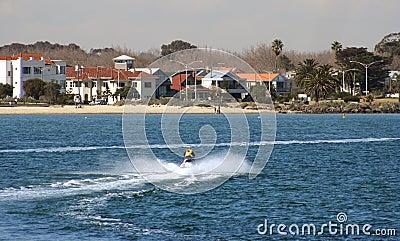 Jet Ski, Melbourne Australia