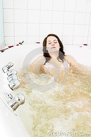 Jet Tub Cure Bath
