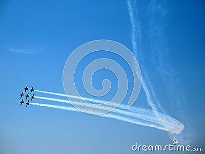Jets at Airshow