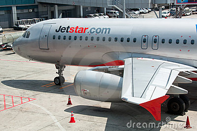 Jetstar Airbus A330 Editorial Image